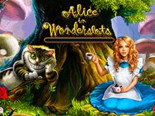 Игровой автомат Alice In Wonderland