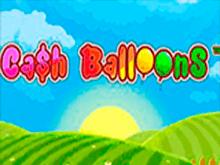 Cash Balloons для реального фарта